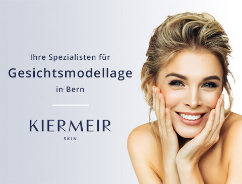 Gesichtsmodellage in Bern - Dr. Kiermeir